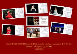 plaquette calendrier 2016