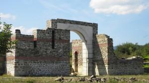 camp romain sostra